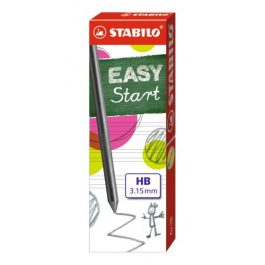 Stabilo Easy Start HB Potlood a 3 stuks